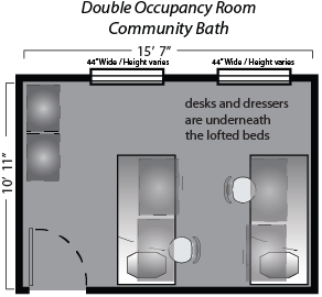 room floorpan
