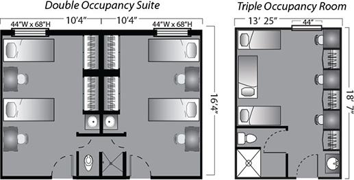 Maple Hall Housing
