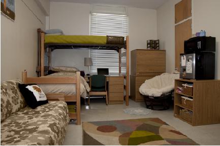 Unt Dorm Rooms